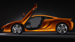 2011 McLaren MP4-12C - Side View
