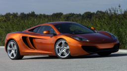 2011 McLaren MP4-12C Supercar