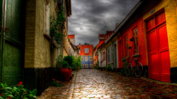 Alley HDR