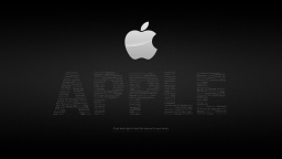 Apple Black