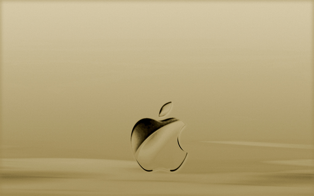 Apple Vintage HD Wallpaper