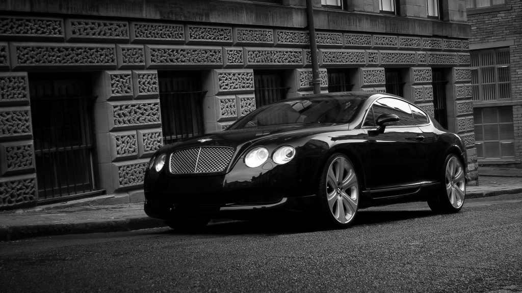 Bentley Continental GT-S HD Wallpaper