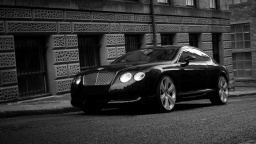 Bentley Continental GT-S