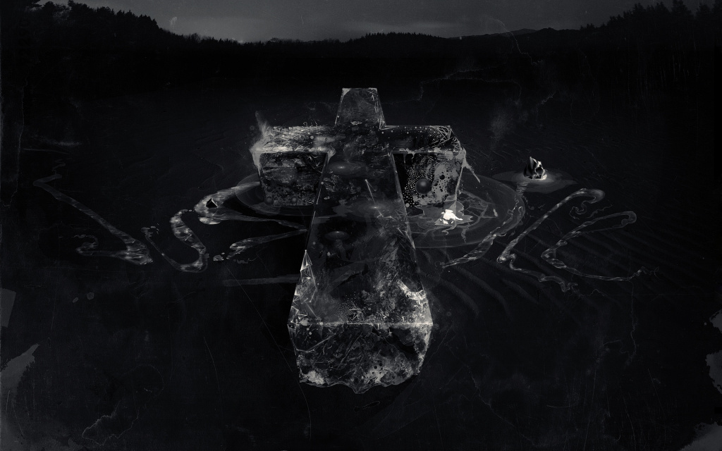 Black Cross HD Wallpaper