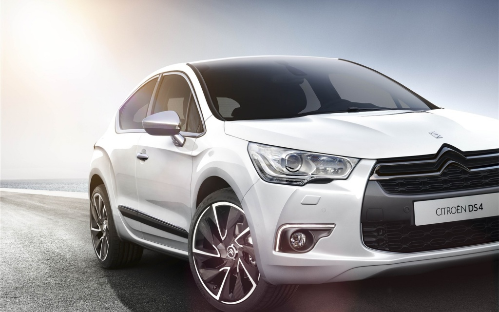 Citroen DS4 HD Wallpaper