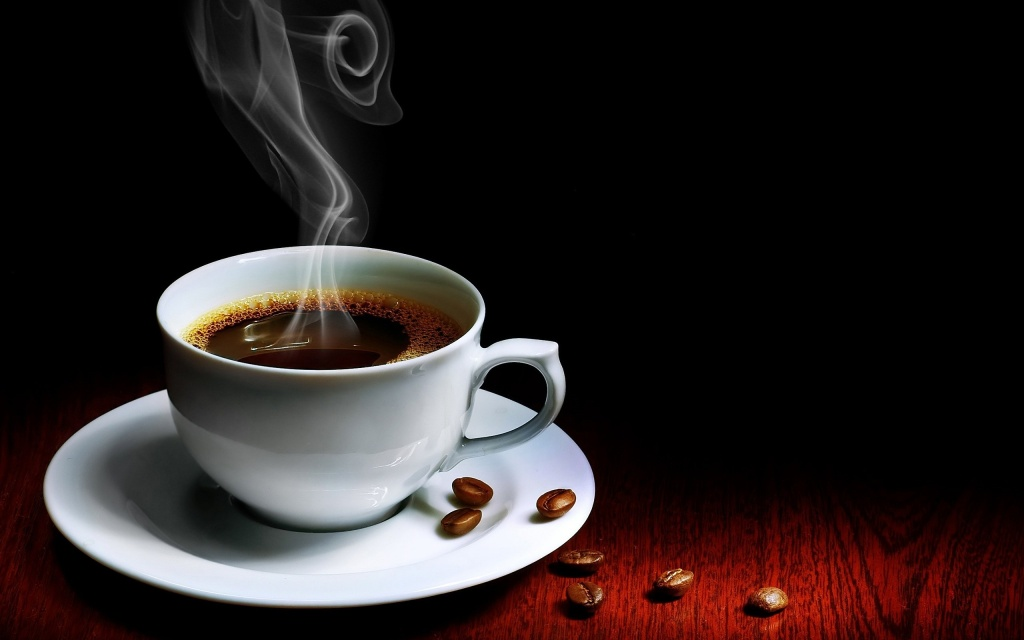 Cup Of Coffee HD Wallpaper