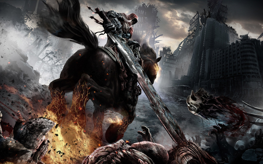 Darksiders HD Wallpaper