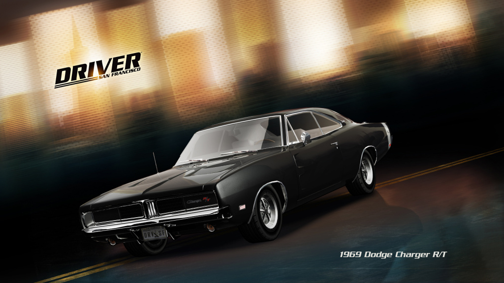 Driver San Francisco - 1920 Dodge Charger RT HD Wallpaper