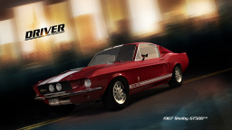 Driver San Francisco - 1967 Shelby GT500