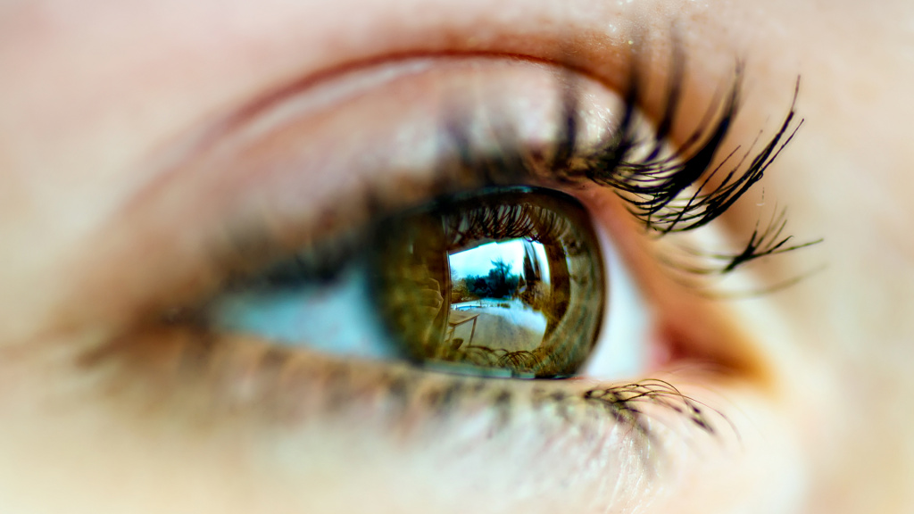 Eye Close-up HD Wallpaper