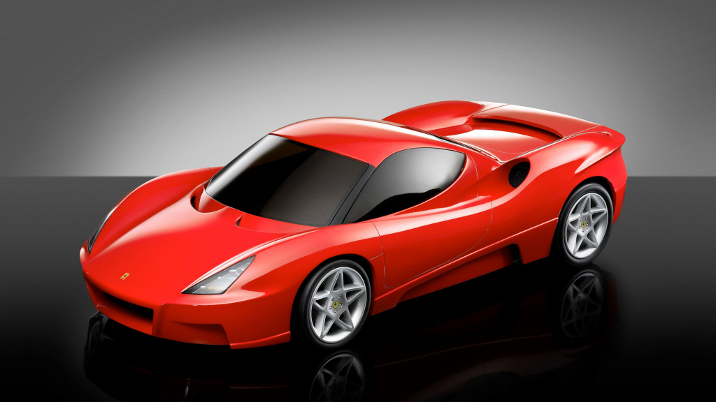 Ferrari HD Wallpaper