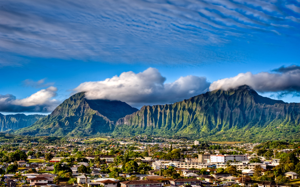 Heeia, Kaneohe, HI, US HD Wallpaper