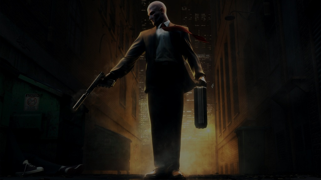 Hitman Blood Money HD Wallpaper