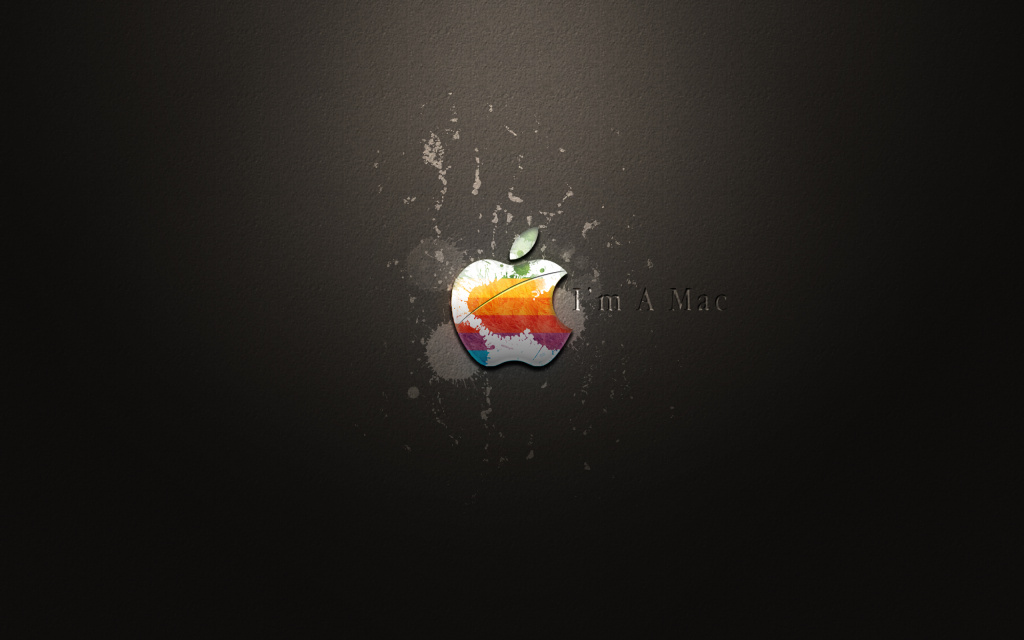 Im A Mac HD Wallpaper