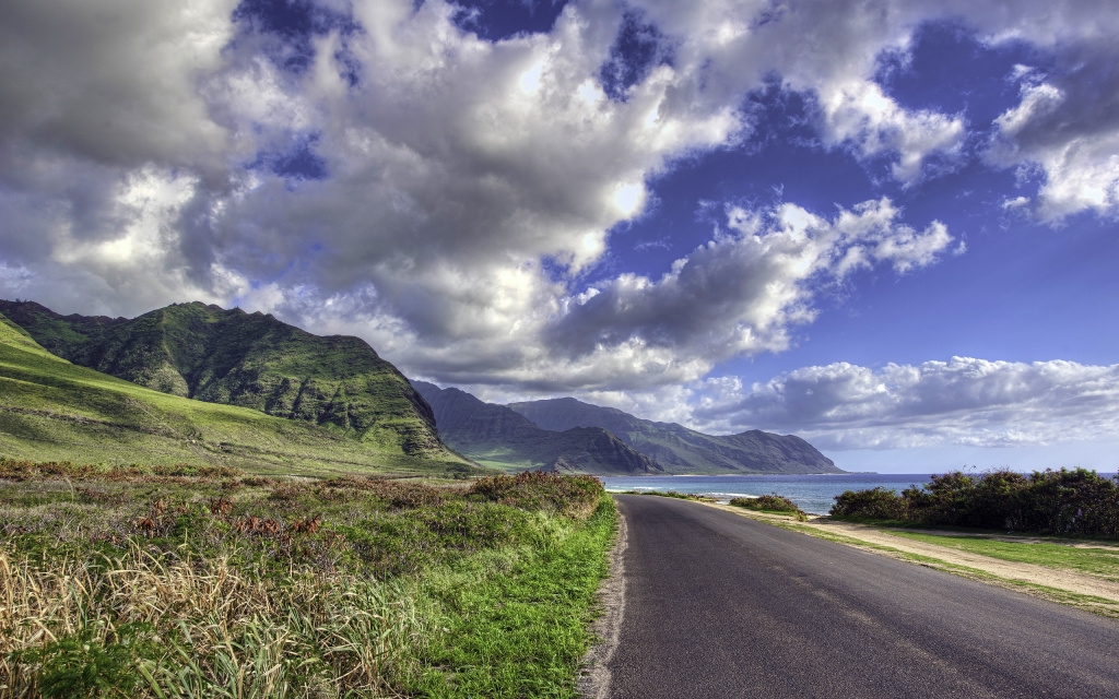 Kaena Point HD Wallpaper