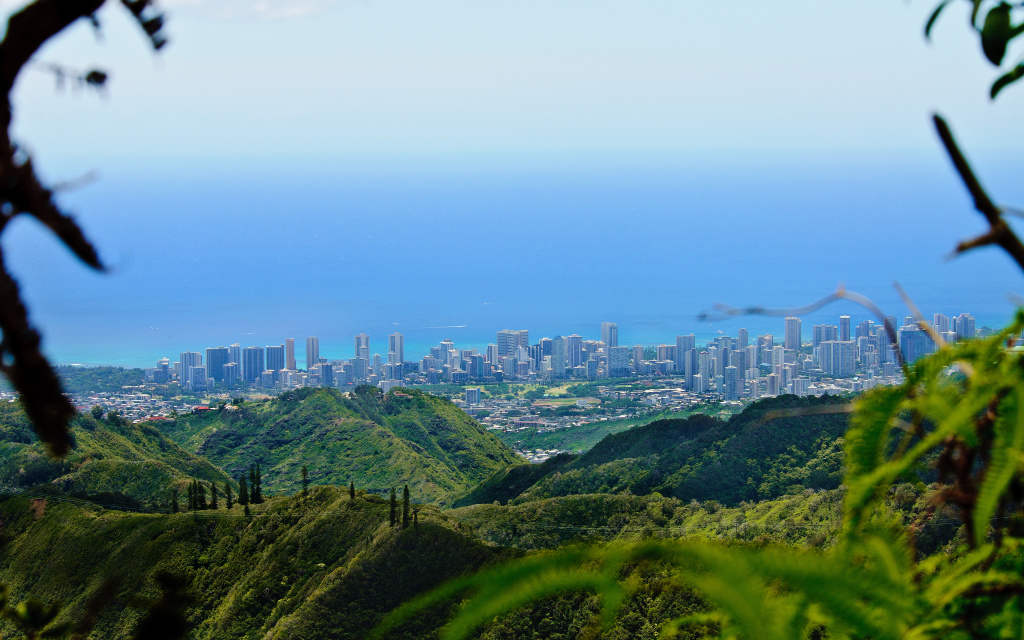 Kuliouou, Honolulu, HI, US HD Wallpaper