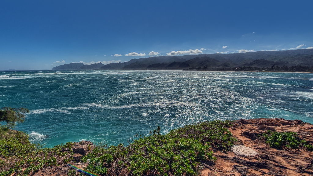 Laie Point HD Wallpaper
