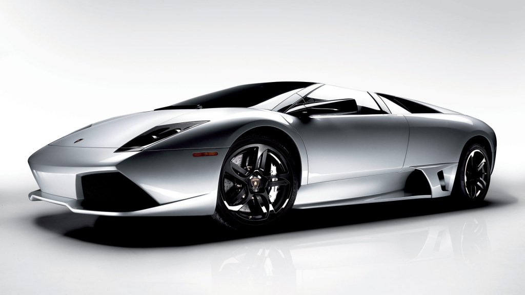 Lamborghini Murcielago LP640 Roadster HD Wallpaper
