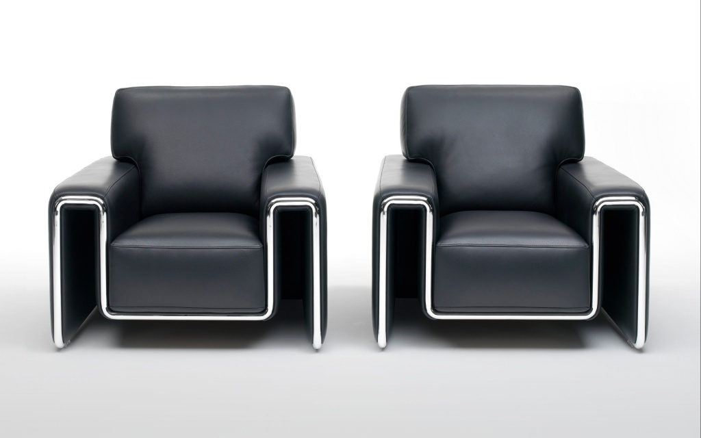 Leather Armchairs HD Wallpaper