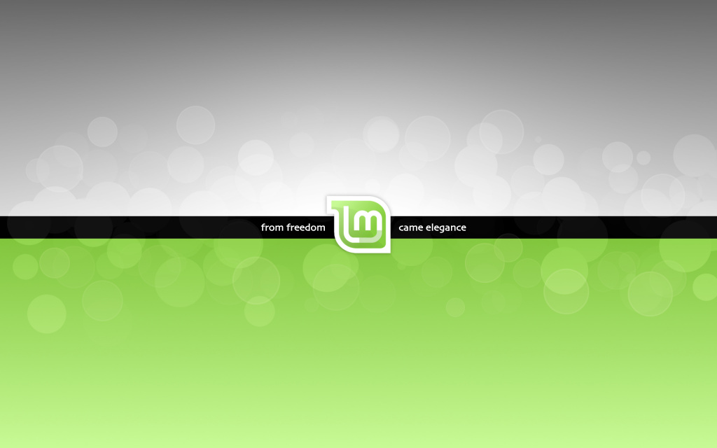 Linux Mint HD Wallpaper