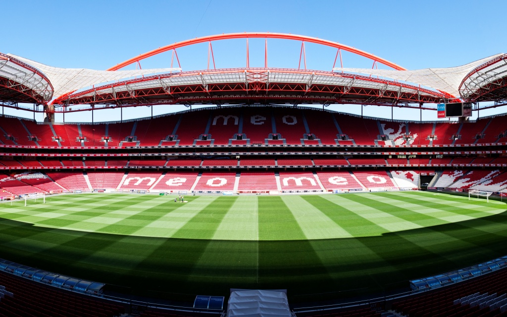Lisbon Stadium, Portugal HD Wallpaper