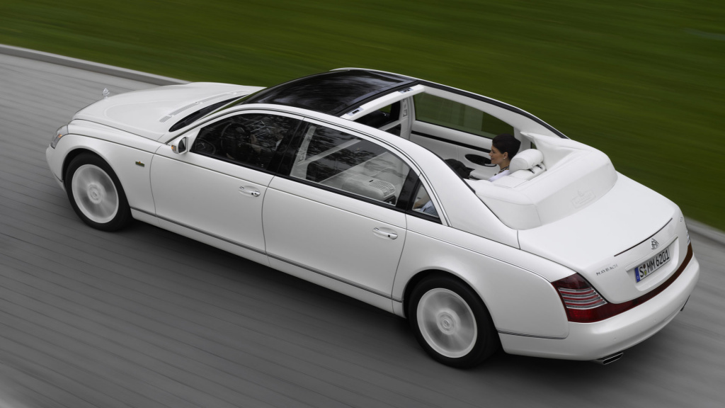 Maybach 62S-L HD Wallpaper