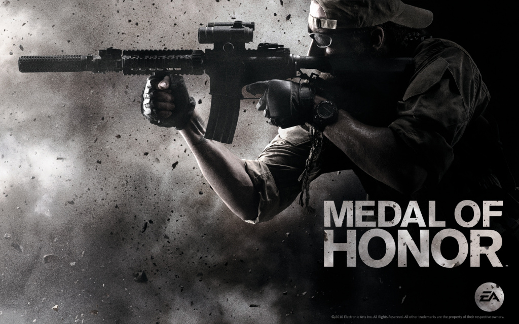 Medal Of Honor HD Wallpaper