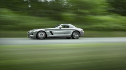 Mercedes Benz Speed