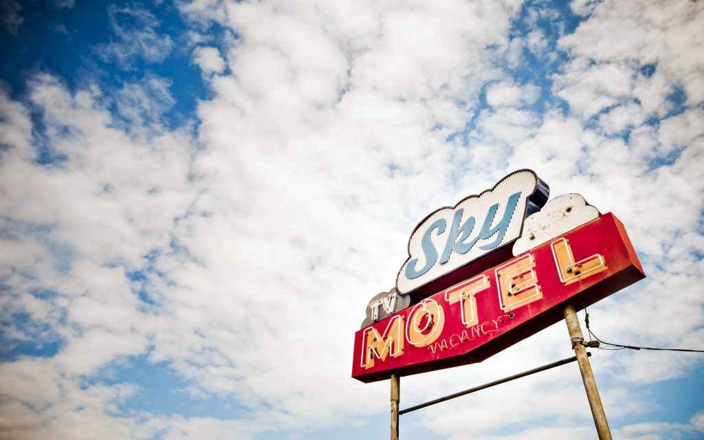 Motel HD Wallpaper