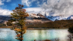 Mountain Lake HDR