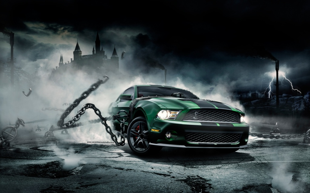 Mustang Shelby HD Wallpaper