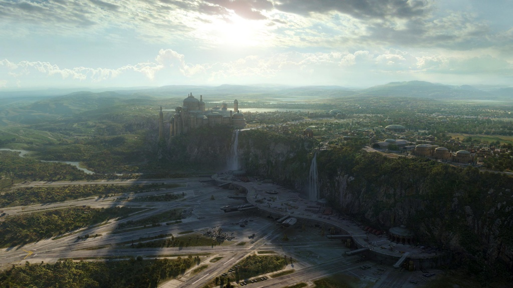 Naboo HD Wallpaper