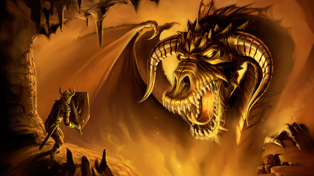 Neverwinter Nights Game HD Wallpaper
