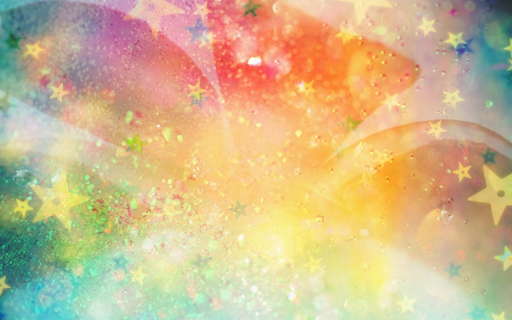 Sparkles HD Wallpaper