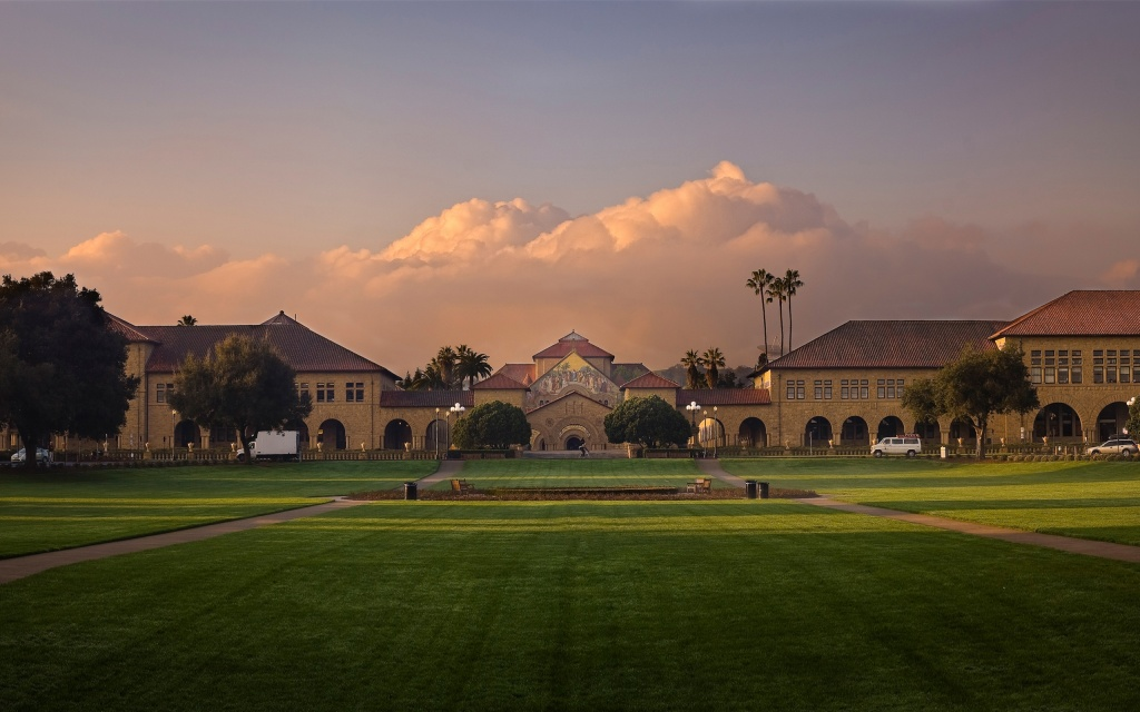 Stanford University, Stanford, California, United States HD Wallpaper