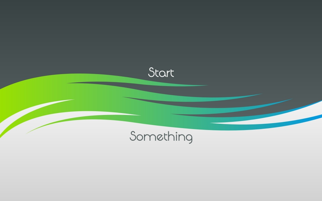 Start HD Wallpaper