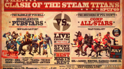 The Clash of the Steam Titans