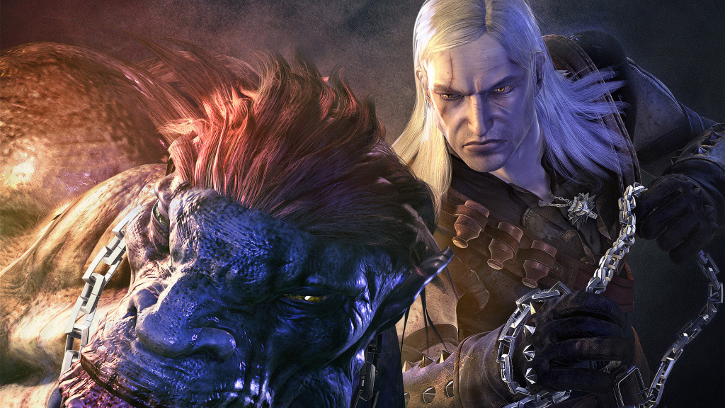 The Witcher Game HD Wallpaper