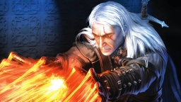 The Witcher Game Art