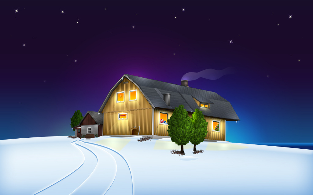Xmas HD Wallpaper