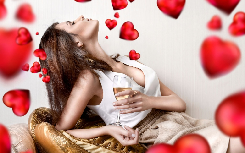Happy Valentine's Day 2012 HD Wallpaper