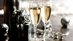 New Year's Eve Champagne 2012